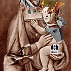 Dada with Christ Child. by Andrew Nawroski