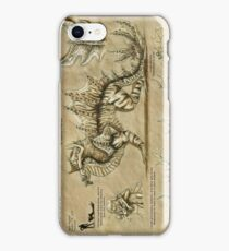 Bestiary: Baakudoa iPhone Case/Skin