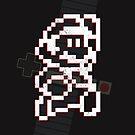 Mario 8bit by Atlas Designs