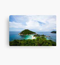Beaches of Thailand Canvas Print