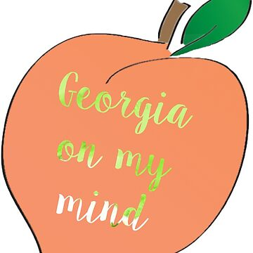 Georgia On My Mind de laneboston
