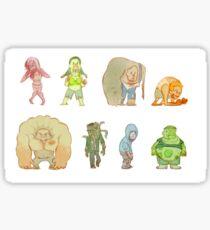 Left 4 Dead Zombies Sticker