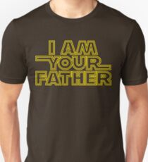 I Am Your Father Slim Fit T-Shirt