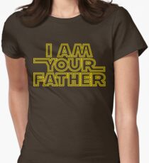 I Am Your Father Women's Fitted T-Shirt