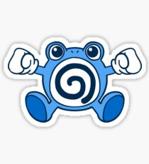 Poliwhirl! Sticker