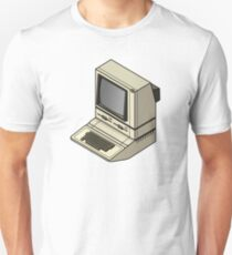 Apple ][ with DuoDrive Unisex T-Shirt