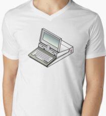 IBM PC Convertible 5140 Men's V-Neck T-Shirt