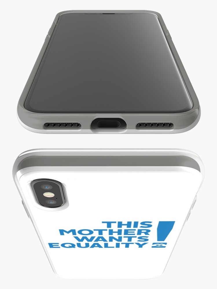 Alternate view of Be This Mum! iPhone Case & Cover