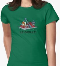 Le Grille! Women's Fitted T-Shirt