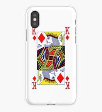 Smartphone Case - King of Diamonds iPhone Case
