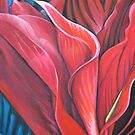 Flame Flower by Lori Elaine Campbell
