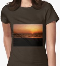 Sunset with Fisherman T-Shirt