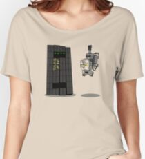 TARS and Gerty Space Robots Women's Relaxed Fit T-Shirt