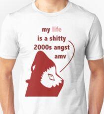 Rin    2000s Angst Amv Unisex T-Shirt