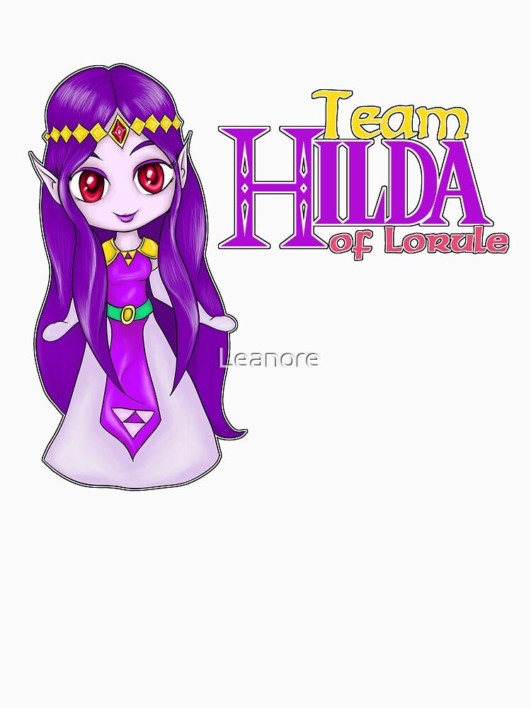Team Hilda of Lorule by Leanore