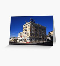 Tonopah, Nevada - Mizpah Hotel Greeting Card