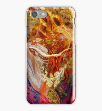 The King's Robe iPhone Case/Skin