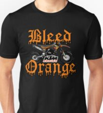 Bleed Orange T-Shirt