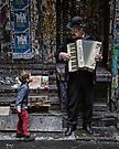 The Busker and the Boy by Vince Russell