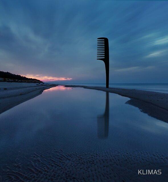 Night Comb by KLIMAS
