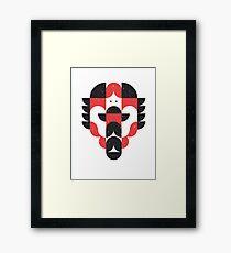 The Little Red Ridding Hood Framed Print