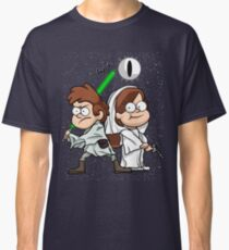 Wonder Twins Star Wars Classic T-Shirt