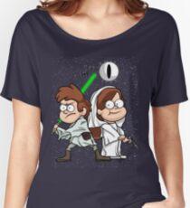 Wonder Twins Star Wars Women's Relaxed Fit T-Shirt