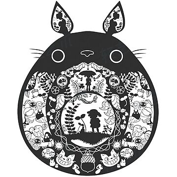 Totoro by NaomiSS