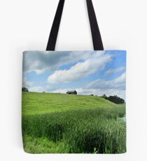 Little House on the Plains Tote Bag