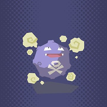 Koffing by Avertis