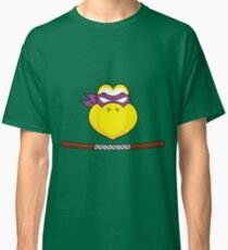 Troopa Power Purple Classic T-Shirt