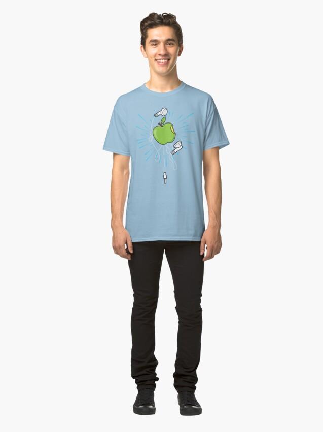 Alternate view of Apple Ear Buddies II Classic T-Shirt