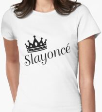 Slayonce Women's Fitted T-Shirt