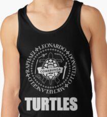 TMNT Ramones Logo Tank Top