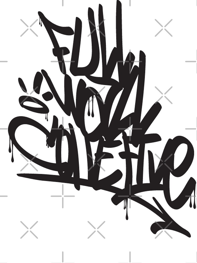 FULL WALL COLLECTIVE by pezore