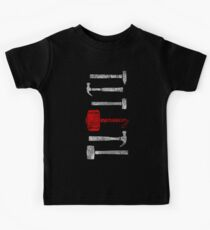 Camiseta para niños Hora del martillo