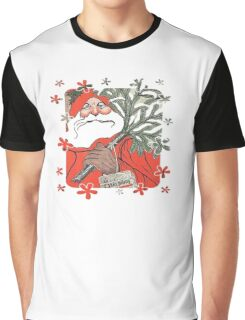 Christmas Pudding (Kerstpudding) Holiday Greeting Graphic T-Shirt