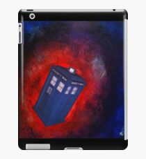 Tardis001 iPad Case/Skin