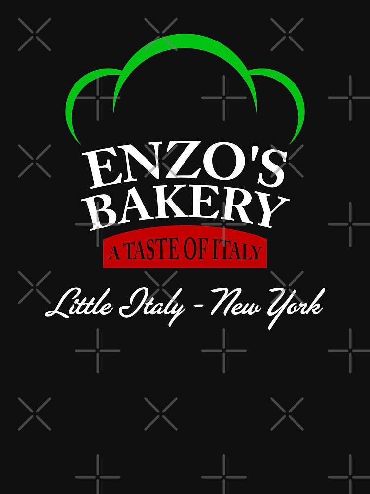 Enzo's Bakery by KRDesign