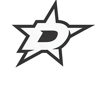 Dallas Stars Logo Simple Alternate by rcvan