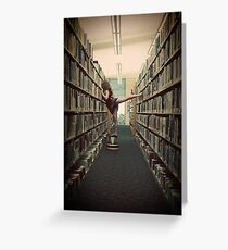 What Libraries are for Greeting Card