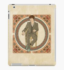 Art Nouveau Sherlock, BBC Sherlock iPad Case/Skin