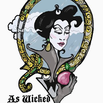 A Wicked as I Want to Be by LottiDa