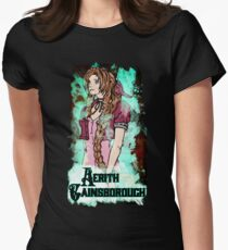 Aerith Women's Fitted T-Shirt