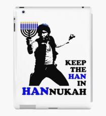 Keep the Han in Hannukah iPad Case/Skin