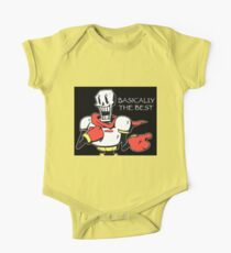 Papyrus from Undertale One Piece - Short Sleeve
