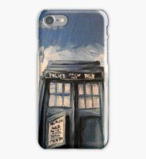 Tardis008 iPhone Case/Skin