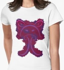 Frantonio (on red with Purple) T-Shirt