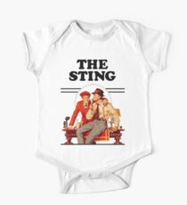 The Sting One Piece - Short Sleeve