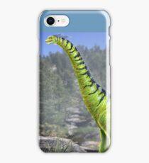 Brachiosaurus Reconstruction iPhone Case/Skin